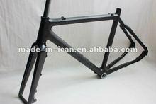 carbon fiber bike frame,ICAN Cyclocross bike carbon frame SP- AC024.