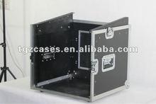 8U Amp/Mixer rack flight case