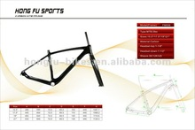 2012 super light carbon mountain bicycle 29er frame, carbon mtb 29er frame, carbon 29er frame FM056