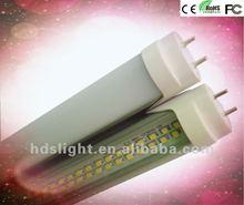22w bridge lux chip good feet new hot 2012 led tube