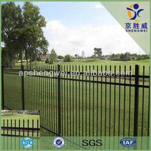 Wrought Iron municipal fence