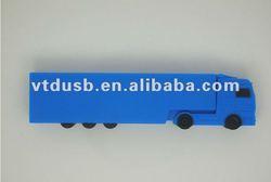 Cheapest truck shape Usb Flash Drive, truck usb drive, usb in truck shape