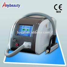 Q - switch Nd Laser 1064 532 tattoo remove machine with CE