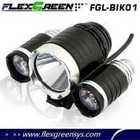 rechargeable 18650 T6 led tripod flashlight