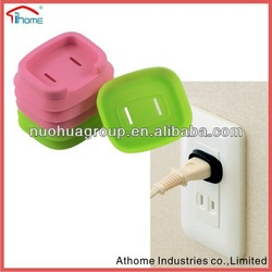 silicone safety safety outlet plug cover
