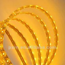 new model 5050 super bright amber led strip