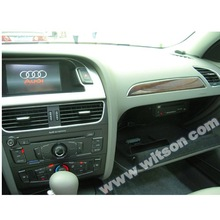 WITSON car dvd navigator for AUDI A4 2008-2012