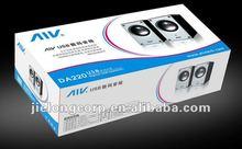 Produce Digital Sound Micro-corrugated Box