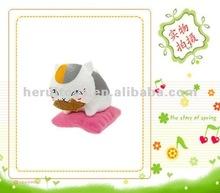 sleepy cat -- best gift for baby & children -- plush toy