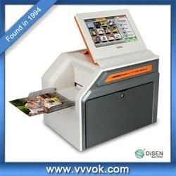 High precision P510K thermal sublimation printer