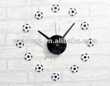SH-197 DIY Creative Design Ball Wall Clock