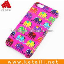 Newest Stylish IML Plastic For Iphone 5