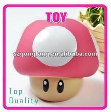Super Mario Bros ROSE MUSHROOM Coin Box Piggy Bank NEW TG0902