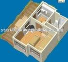 Panelized Home, Prefab Houses, Light Steel Villa