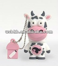 2012 New arrival Cow shaped Animal USB 16GB