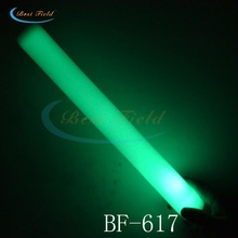 white color 4.0*40cm CEand RoHS Certificate Stock led foam glow stick