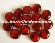 Red Glass Beads For Pools