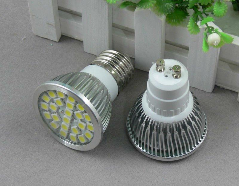 GU10 24LEDs 5050 SMD LED Spotlight 4.5W