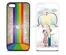 New Design for Plastic iPhone 5 Case (IPK20)