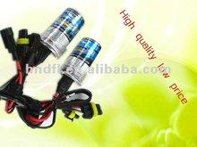 H9 real factory wholesale HID ac slim xenon bulbs 12V24V 35W 55W 75W 4300k 5000k 6000k 8000k 10000k 12000k 30000k