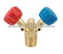 Transportable gas cylinders-Bottle cylinder valves