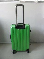 ABS 3 pcs set eminent airport royal aircraft airplane wheel travel trolley zipper hard shell pretty cheap cute girl luggage