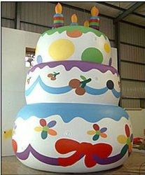 Inflatable lovely cartoon/inflatable cartoon 2m