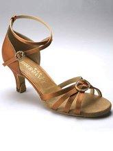 Latin ballroom dance shoes