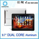 9.7 inch dual cemera tablet pc
