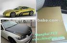 chrome gold car wrap film,solvent car stickers for car paint,bubble free