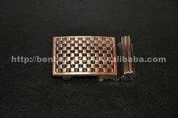 Auto buckle acrylic belt buckle