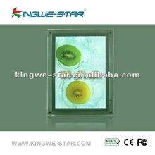 kingwe-star vertified led light ring box