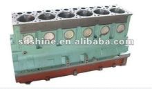 weichai steyr diesel engine cylinder block ,truck cylinder block 61500010373B