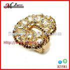R3581 indian CZ american diamond fashion rings jewellery