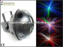 led dj/club lights vertigo II night disco club effect lighting super led disco effect light