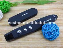 Hot sale IR remote light wireless presenter with red laser pointer Vp101
