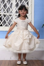 2012 summer collection eco-friendly kids cotton frocks design