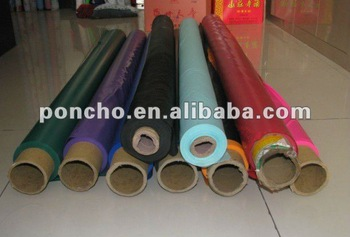 colorful plastic films with printing