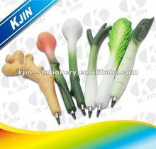 promotional vegetable ball pen
