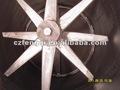 Rotary aire intermitente de secado