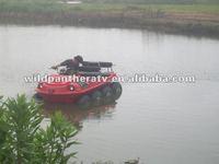 Wild Panther 8x8 Amphibious 8 wheel amphibious atv