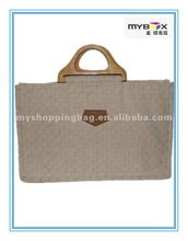 New Design Jute Tote Bags Wholesale