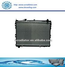 cooling system aluminum auto radiator for mazda Van
