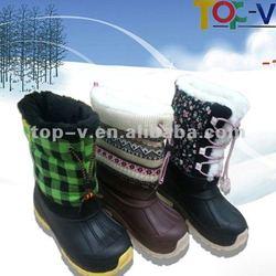 Fshion new children EVA boots 2013