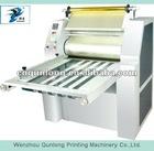 Paper flower filding press machine