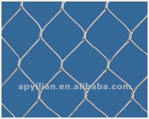стальной трос сети сетки