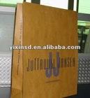 Brown kraft paper bag for food grade