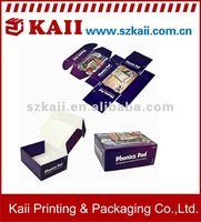 small paper box making machines