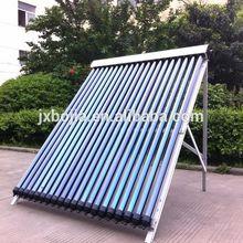 Best efficiency Heat Pipe Solar Energy Collector With SRCC Solar Keymark