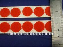 soft adhesive velcro dots